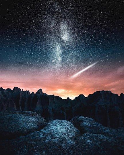 Астрофотография от Джексона Полмана - №14