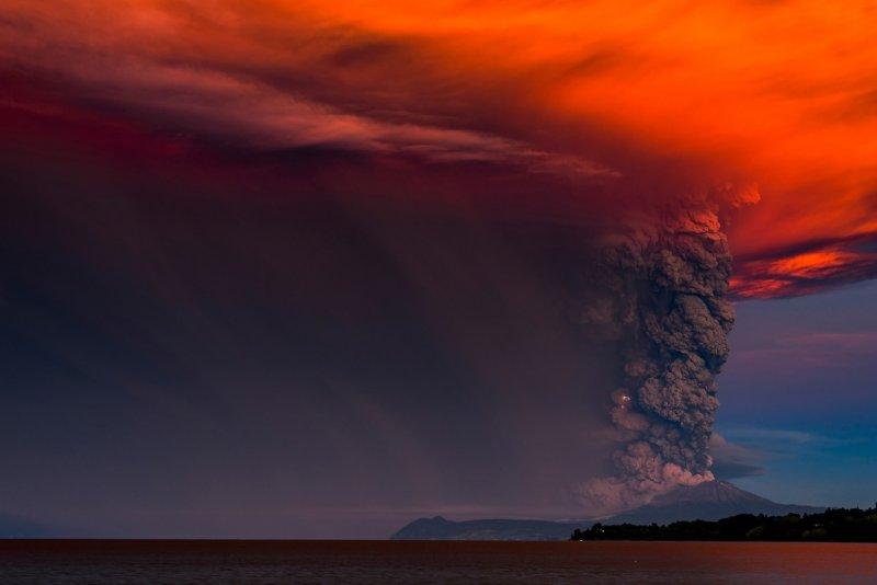 """Франциско Негрони """"Вулканы Чили"""" - №6"""