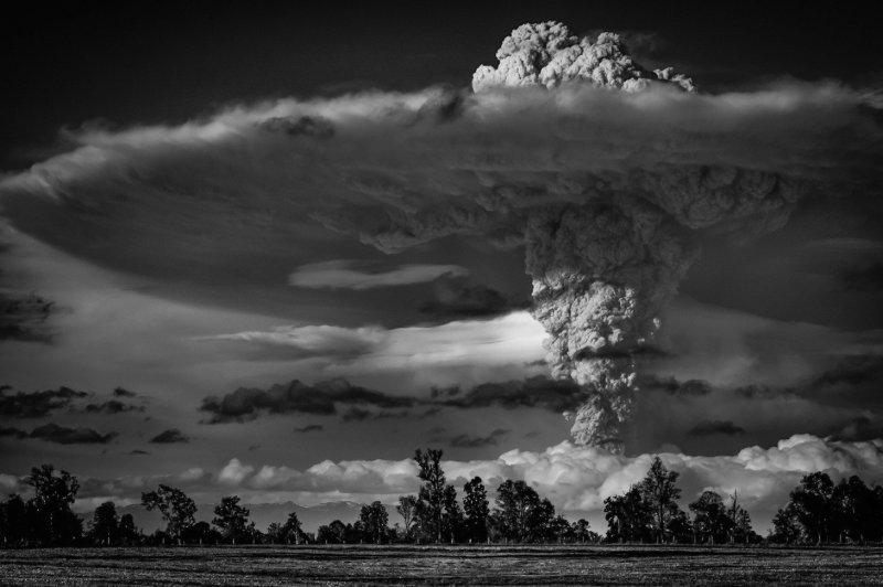"""Франциско Негрони """"Вулканы Чили"""" - №8"""