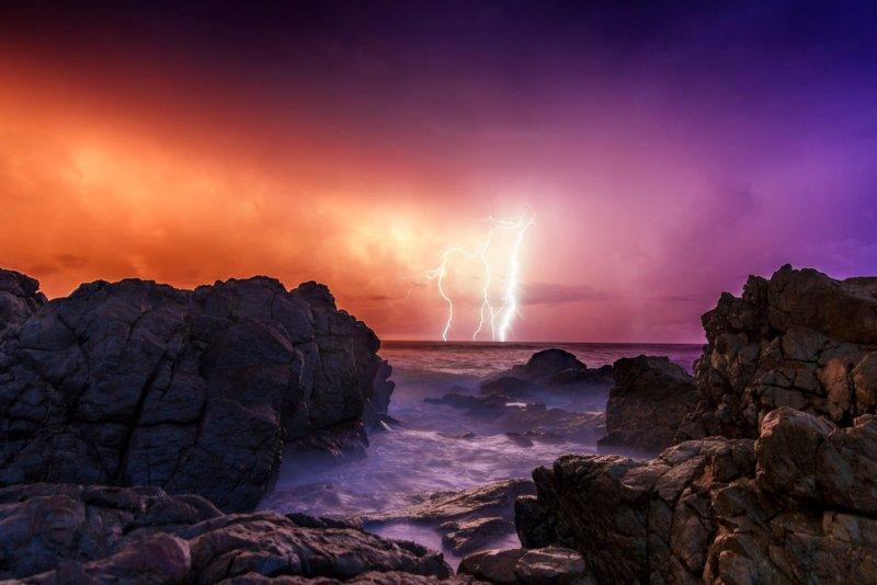 Фотографии о мощи природы - №2