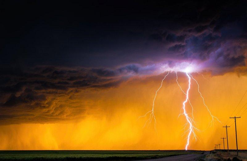 Фотографии о мощи природы - №11