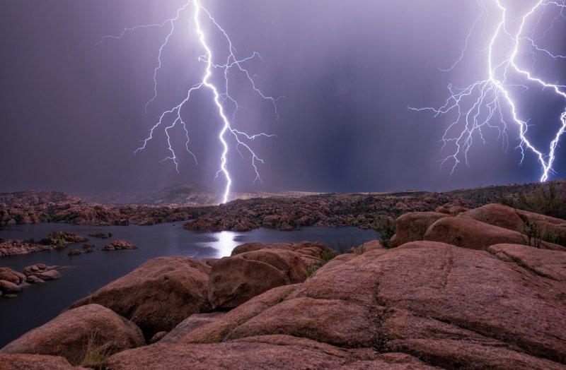 Фотографии о мощи природы - №12