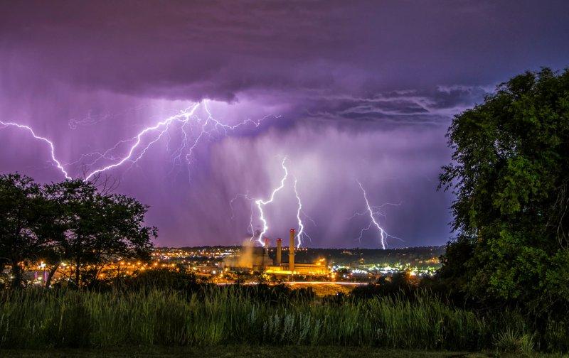 Фотографии о мощи природы - №20