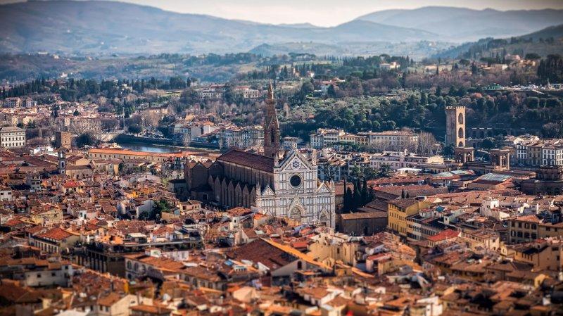 Фото: Giuseppe Torre (Флоренция)