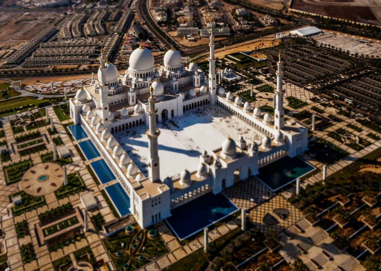 Фото: Beno Saradzic (Абу-Даби, Арабские Эмираты)