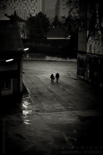 Тени в объективе Андреаса Битеснича - №11