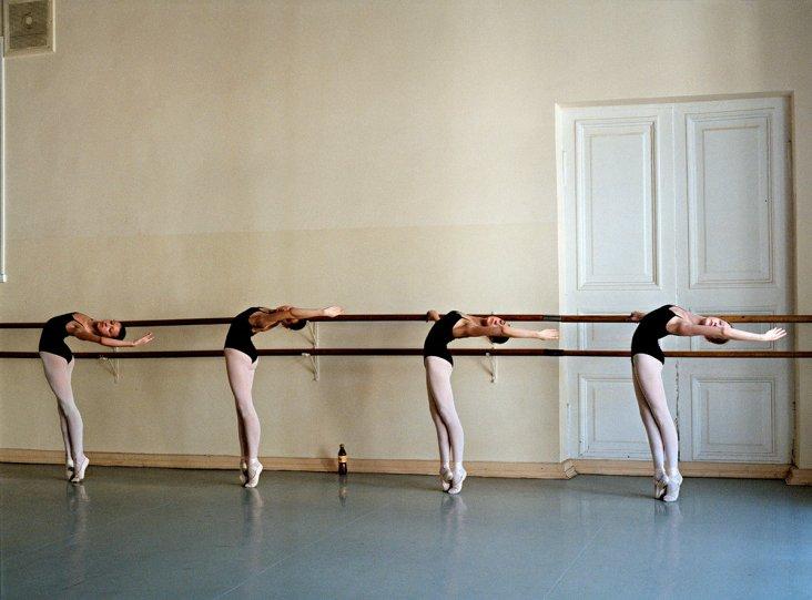 Фотопроект о русской балетной школе от Рэйчел Папо - №1