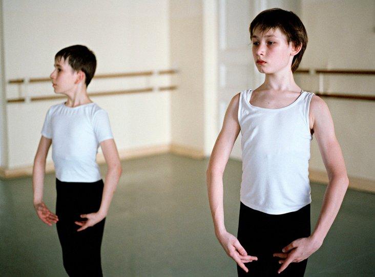 Фотопроект о русской балетной школе от Рэйчел Папо - №3