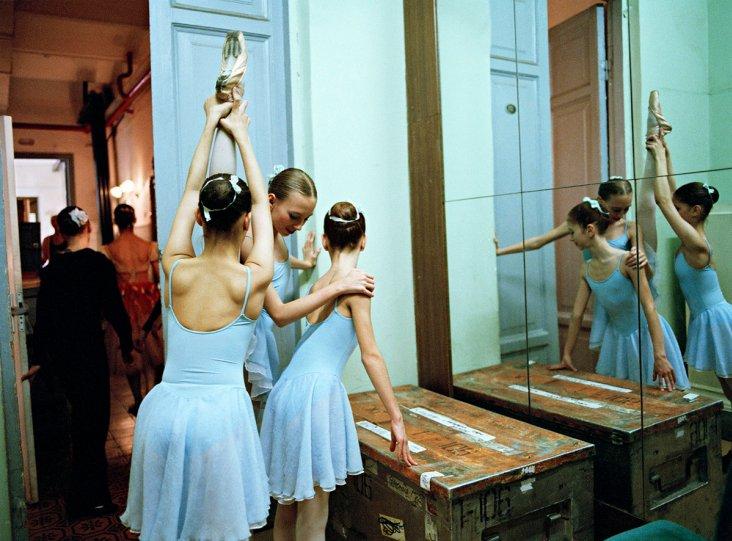 Фотопроект о русской балетной школе от Рэйчел Папо - №5