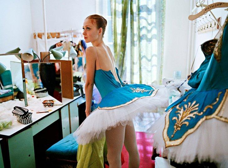 Фотопроект о русской балетной школе от Рэйчел Папо - №7