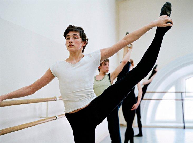 Фотопроект о русской балетной школе от Рэйчел Папо - №13