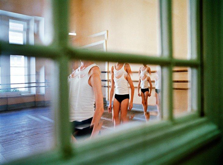 Фотопроект о русской балетной школе от Рэйчел Папо - №17