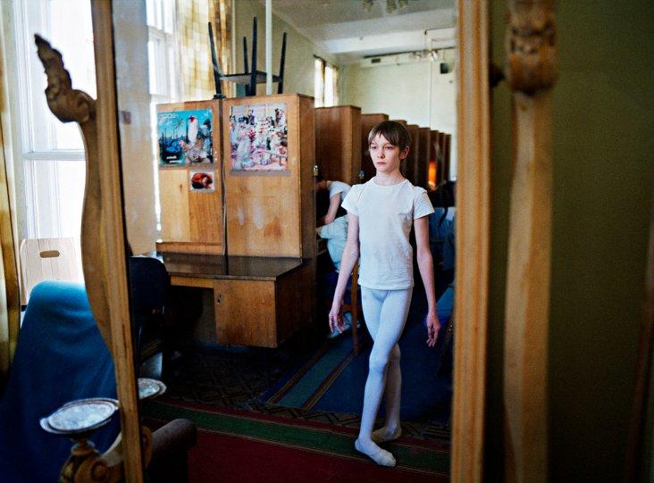 Фотопроект о русской балетной школе от Рэйчел Папо - №19