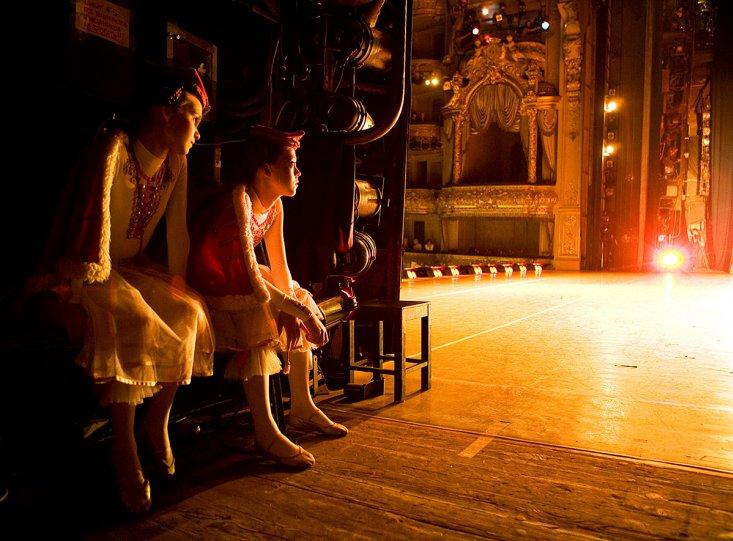Фотопроект о русской балетной школе от Рэйчел Папо - №21