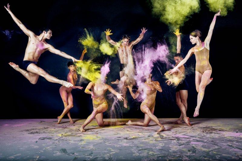Фееричная фотосессия балетной труппы - №1