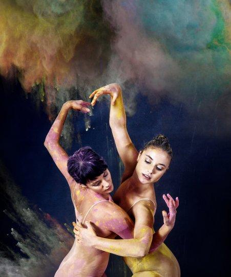 Фееричная фотосессия балетной труппы - №8