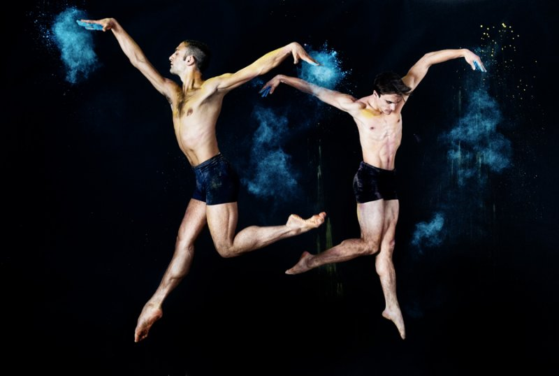 Фееричная фотосессия балетной труппы - №7