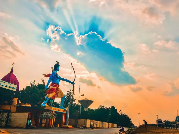 1 место в категории «Закат» Автор фото: Срикумар Кришнан. Снято на iPhone 6S
