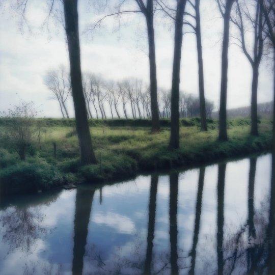 Пейзажи из снов Линн Гизаман - №16