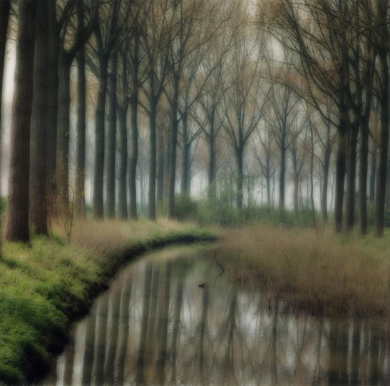 Пейзажи из снов Линн Гизаман - №32