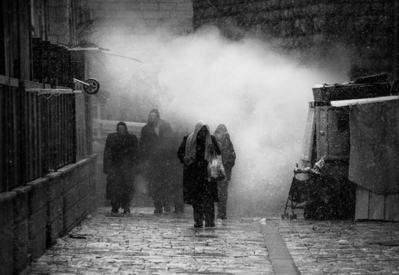 Уличная фотография Гая Коэна - №7