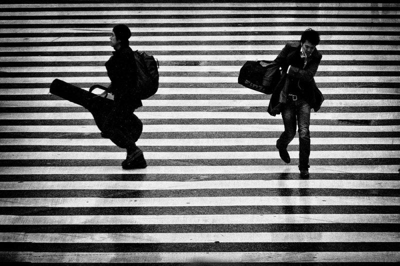 Уличная фотография Гая Коэна - №29
