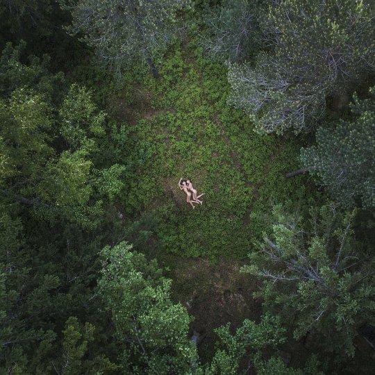 Финалист в категории «Люди». «Момент умиротворения», Норвегия. Автор фото: Атле Свеен.