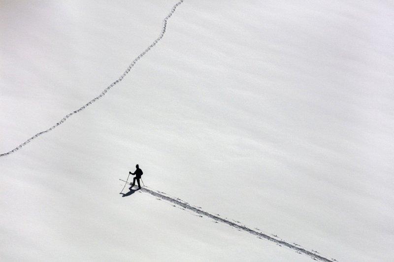 Победитель в категории «Спорт». «После снежной бури». Автор фото: ДжоСон.