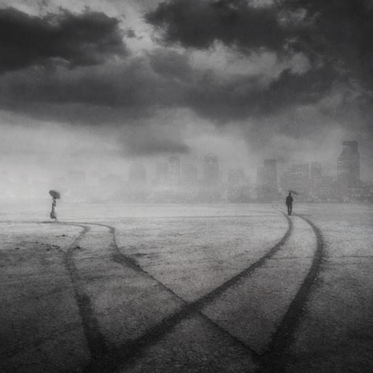 Фотоманипуляции Касии Дервинской - №4