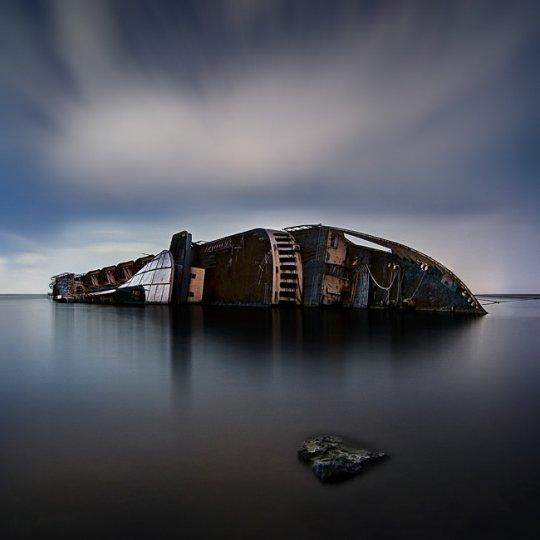Живописные пейзажи Криса Каддаса - №7