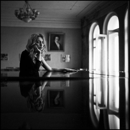 Женские портреты от Aleksandra - №11
