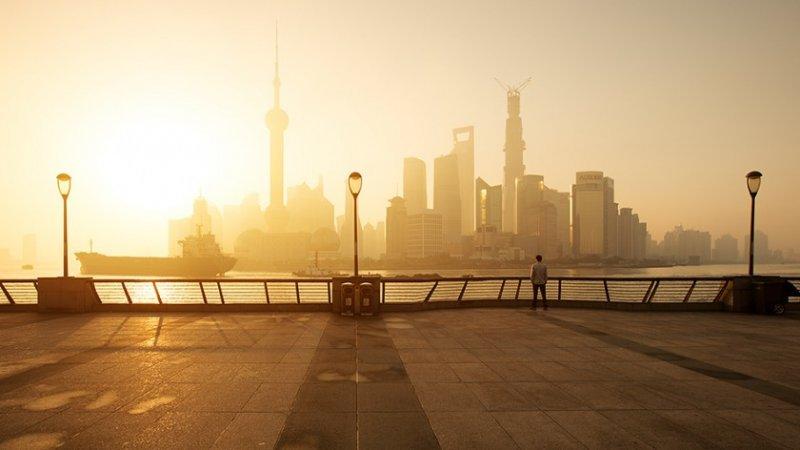 Архитектура Дубая и Шанхая в фотографиях Йенса Ферстерра - №4