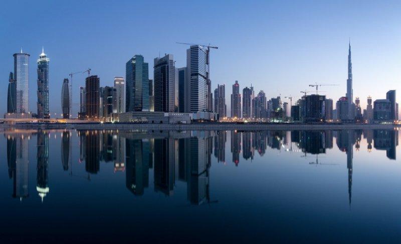 Архитектура Дубая и Шанхая в фотографиях Йенса Ферстерра - №5