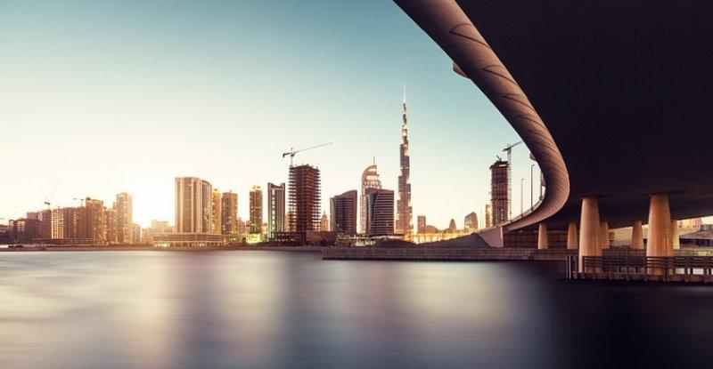 Архитектура Дубая и Шанхая в фотографиях Йенса Ферстерра - №1