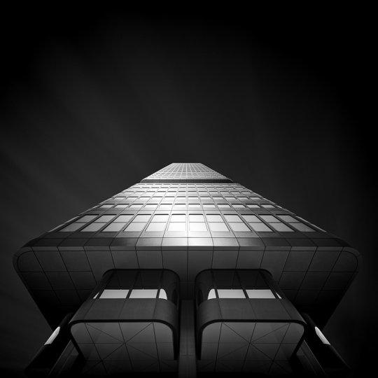 Архитектура Дубая и Шанхая в фотографиях Йенса Ферстерра - №15