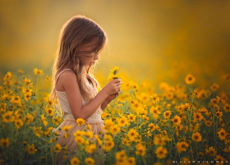 Детские образы в фотографиях Лизы Холлоуэй - №2