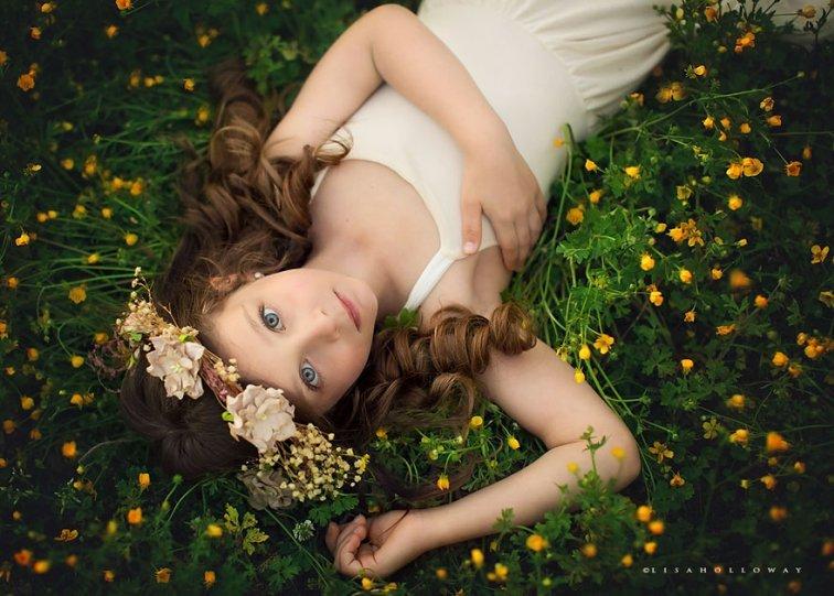 Детские образы в фотографиях Лизы Холлоуэй - №7