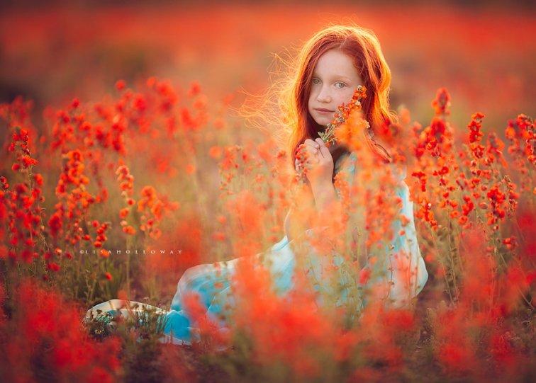 Детские образы в фотографиях Лизы Холлоуэй - №9