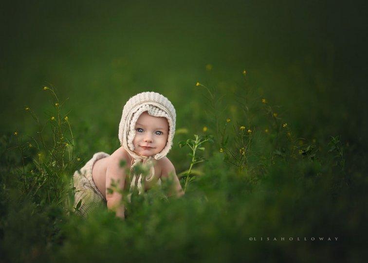 Детские образы в фотографиях Лизы Холлоуэй - №11