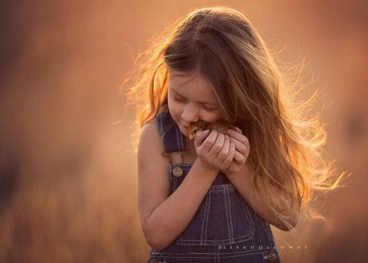 Детские образы в фотографиях Лизы Холлоуэй - №13