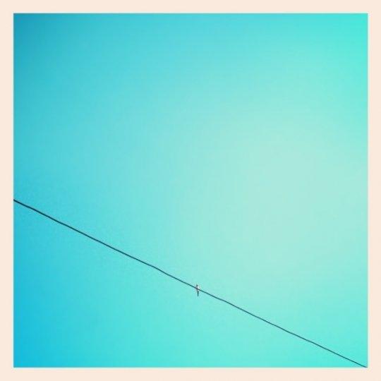 Минимализм в фотографиях Тони Хаммонда - №1