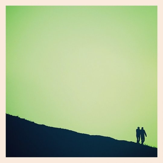 Минимализм в фотографиях Тони Хаммонда - №3