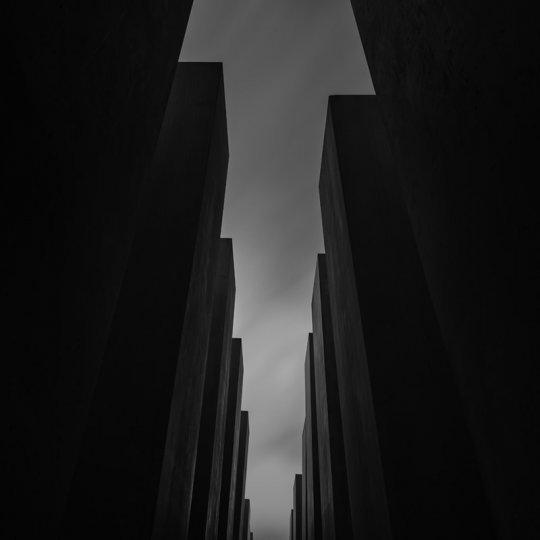 Чёрно-белые пейзажи Гэвина Данбара - №8