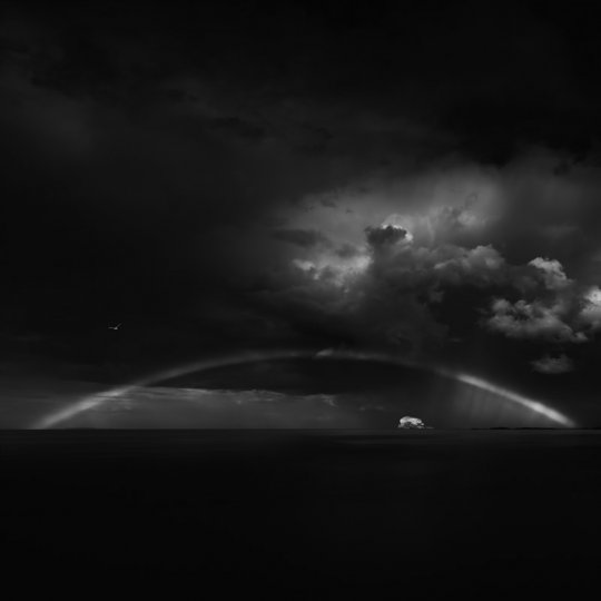 Чёрно-белые пейзажи Гэвина Данбара - №16