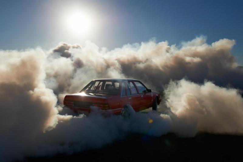 Захватывающие кадры с Burnout Competition - №2