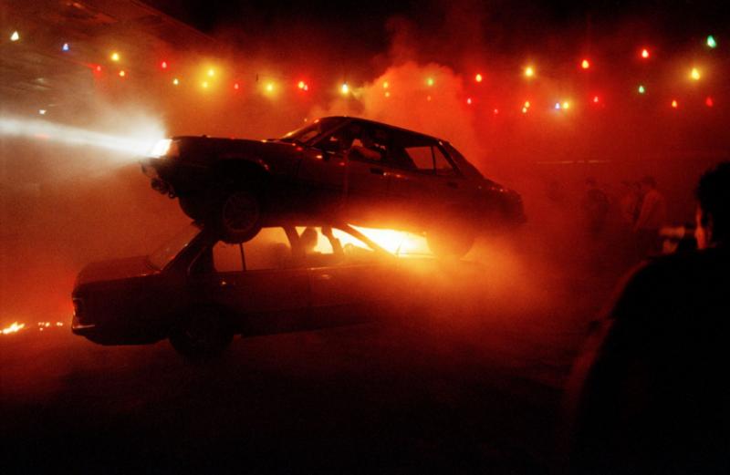 Захватывающие кадры с Burnout Competition - №10