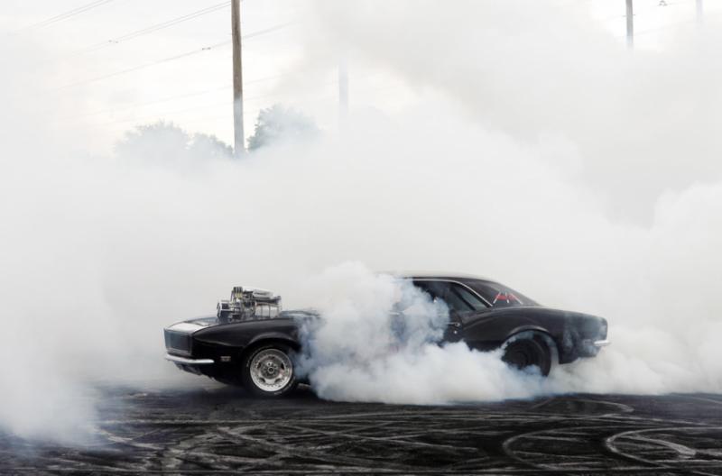 Захватывающие кадры с Burnout Competition - №12