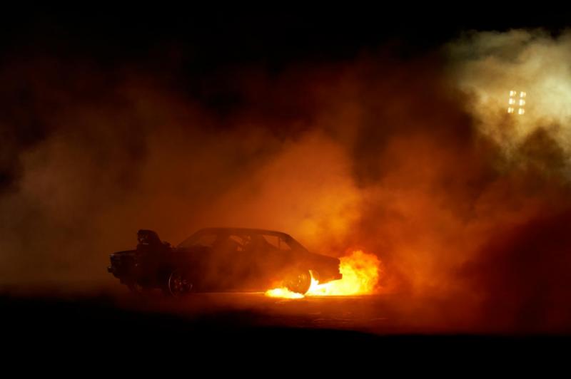 Захватывающие кадры с Burnout Competition - №14
