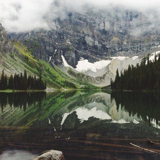 Красивые пейзажи, снятые на телефонную фотокамеру - №13