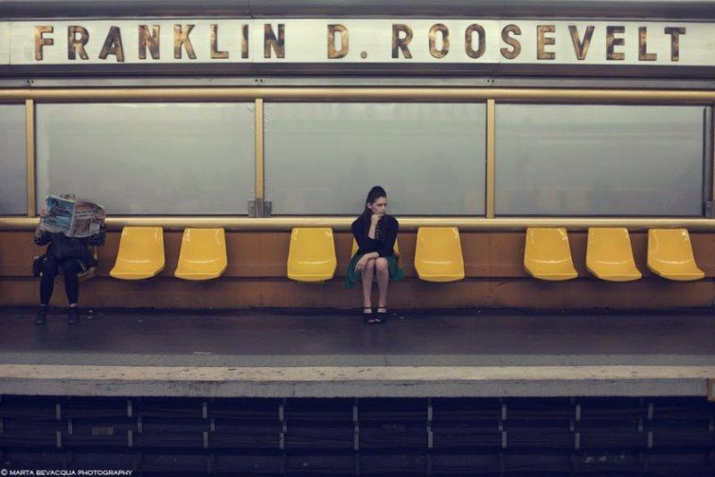 Портретная фотография Марты Бевакуа - №9